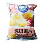 可比克纯切薯片麻辣小龙虾30g