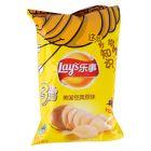 *乐事天然薯片原味40g