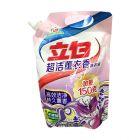 *立白超洁薰衣香洗衣液袋800g+150g
