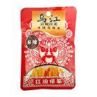 *乌江红油榨菜丝80g