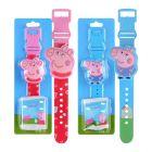 乐达小猪佩奇手表带奶片糖8g