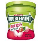 绿箭80克脆皮软心薄荷糖-草莓味
