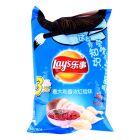 *乐事意大利香浓红烩味薯片40g